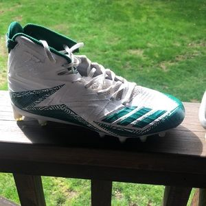 I am selling adidas football cleats size 8.5